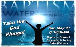 EPC - BBQ & Baptisms