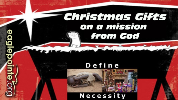 EPC - Christmas Gifts - On Mission