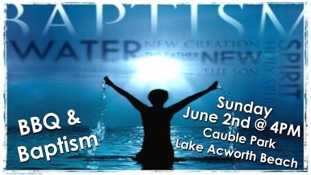 EPC - BBQ & Baptism