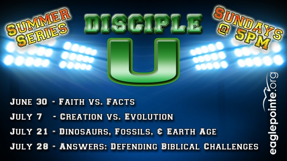 EPC - Disciple U - Summer Series
