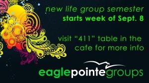 EPC - Life Group Semester Kick-off