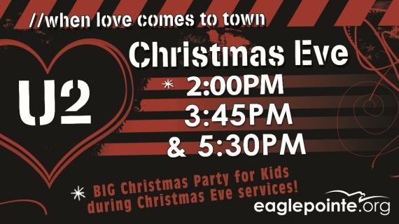 EPC - U2 Christmas Eve - Slide - Copy