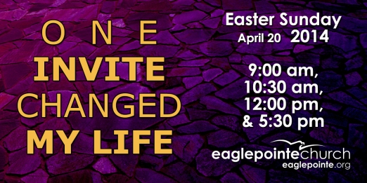 EPC - One Invite - Changed My Life